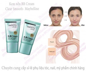 Kem nền BB Cream Maybelline