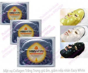 Mặt nạ collagen tươi Eazy White - Collagen Crystal Facial Mask