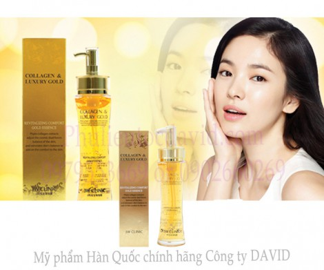 Serum dưỡng da 3W CLINIC - Collagen Luxury Gold