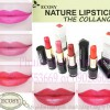 Son môi ECOSY Hàn quốc - Nature Lipstick The Collagen (Son lì)